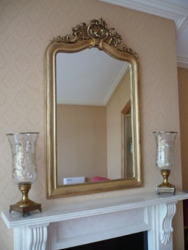 French Louis Mirror